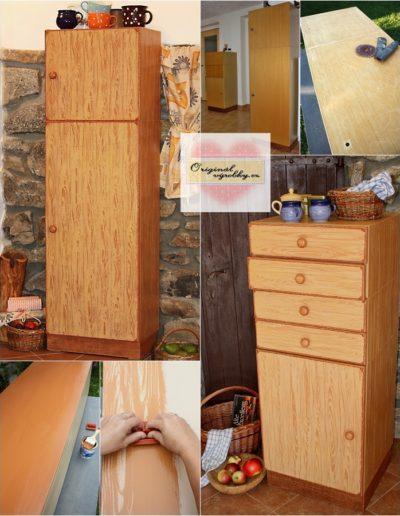 Renovace nábytku fládrováním