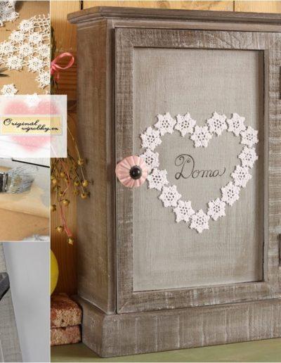 Romantická skříňka
