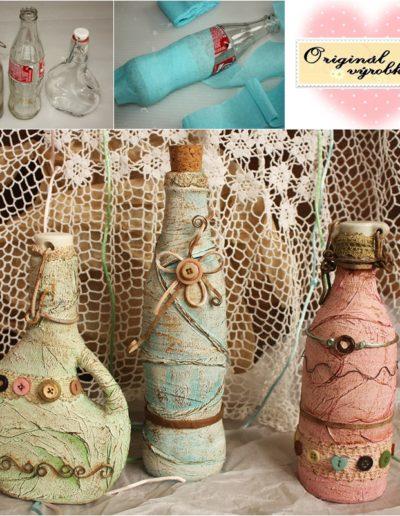 Starodávné láhve
