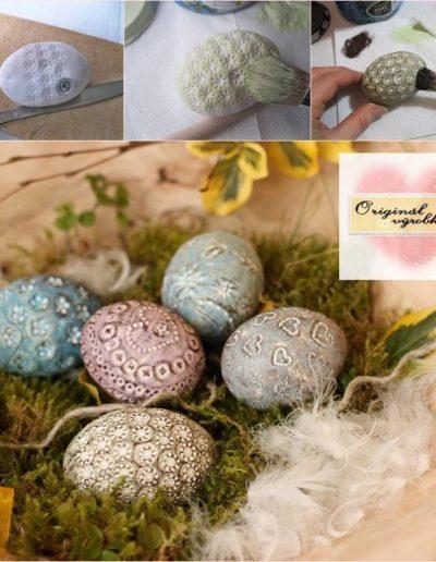 Vytlačovaná vajíčka